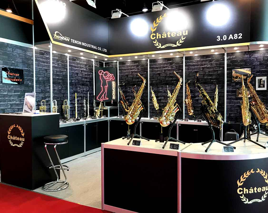 2019 Chateau Musikmesse